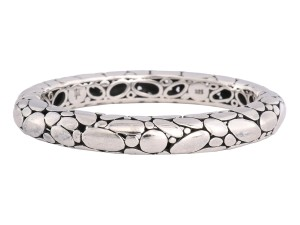 John Hardy Sterling Silver Kali Bangle Bracelet