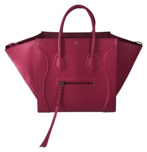 Céline Phantom Tote in Pink