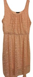 Lily Rose Sheer Lace Dress