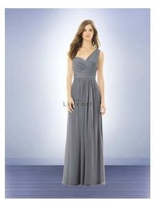 Bill Levkoff Pewter 492 Dress