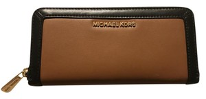 Michael Kors Michael Kors Jet Set Saffiano Leather Zip Around Wallet