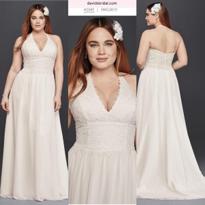 David's Bridal 9wg3819 Wedding Dress