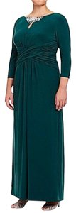 Alex Evenings Plus Size New With Tags Mother Of The Bride Dress