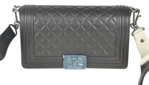 Chanel New Boy Shoulder Bag