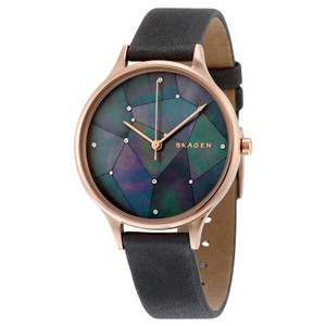 Skagen Denmark Skagen Anita Grey Crystal Constellation Dial Ladies Watch SKW2390