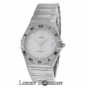 Omega Men's Unisex Omega Constellation 1512.30.00 Steel Date 33MM