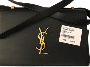 Saint Laurent Dylan Sac De Jour Ysl Cross Body Bag