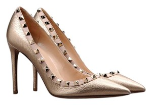 Valentino BRONZE GOLD Pumps