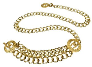 Chanel Baroque CC Gold Chain Belt 210269