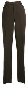 NYDJ Straight Pants Brown