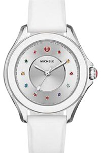 Michele Cape topaz white