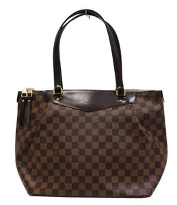 Louis Vuitton Lv Westminster Gm Damier Ebene Shoulder Bag