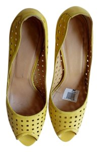 Jean-Michel Cazabat Yellow Sandals