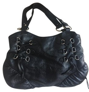 Carla Mancini Leather Great Deal Unique Hobo Bag
