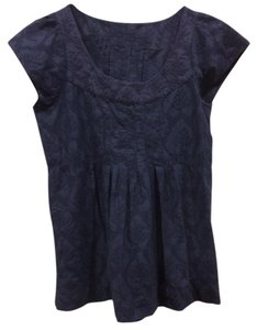 Calvin Klein Top navy blue