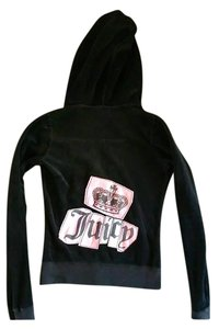 Juicy Couture Distressed Track Jacket