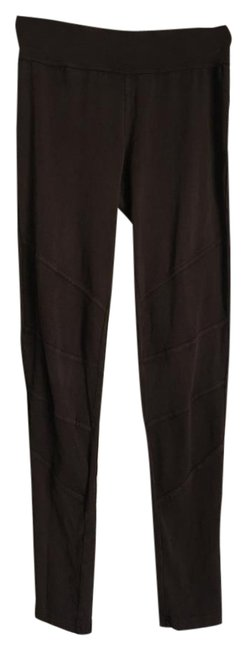 Item - Brown W Chocolate W/Bandage Design On Front. Leggings Size 8 (M, 29, 30)