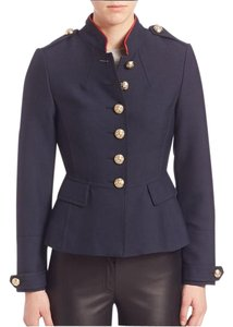 Burberry Brit Military Jacket Pea Coat