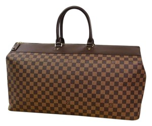 Louis Vuitton Greenwich Luggage Greenwich Gm Greenwich Ebene Lv Greenwich Greenwich Boston Ebene Brown Travel Bag