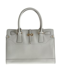 Salvatore Ferragamo Briana Tote in Grey