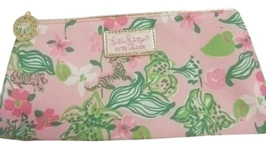 Preload https://item3.tradesy.com/images/estee-lauder-pink-floral-free-with-a-purchase-and-over-lilly-pulitzer-cosmetic-bag-2049922-0-0.jpg?width=440&height=440