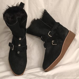 Rebecca Minkoff Leather Suede New/nwt Stone Boots