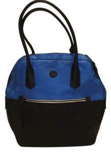 Lululemon blue and black Travel Bag