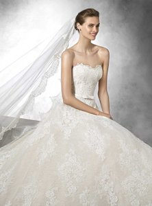 Pronovias Taffi Wedding Dress
