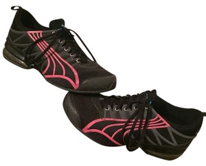 Puma Black/pink Athletic
