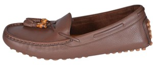 Gucci Loafers Loafers Drivers Brown Flats