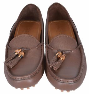 Gucci Loafers Loafers Drivers Drivers brown Flats