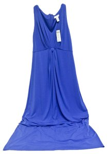 Royal Blue Maxi Dress by Chico's