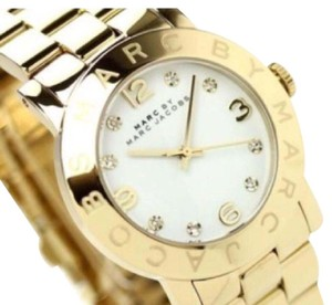 Marc by Marc Jacobs Amy White Dial Ladies Watch Item No. MBM3056