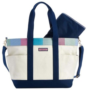 Vineyard Vines Tote in Patchwork