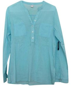 Old Navy Top Light Blue