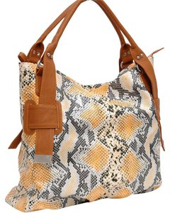 Other Classic The Treasured Hippie Large Handbags Vintage Tote in Light Brown