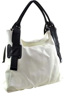 Other Classic The Treasured Hippie Large Handbags Vintage Tote in White