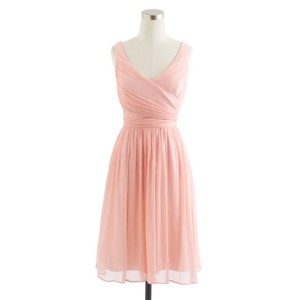 J.Crew Misty Rose J.Crew Heidi Dress, Short Dress