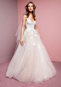Monique Lhuillier Servine Wedding Dress