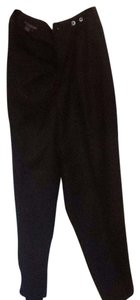 J. Peterman Baggy Pants Black