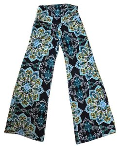 Popana Relaxed Pants black background