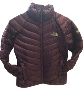 The North Face Down Goose Down Full Zip Insulated Coat
