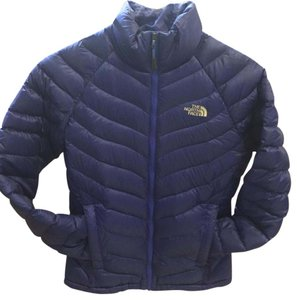 The North Face Insulated Down Goose Down Full Zip Coat