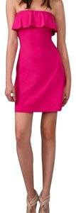 Susana Monaco short dress Pink/Purple/Magenta on Tradesy