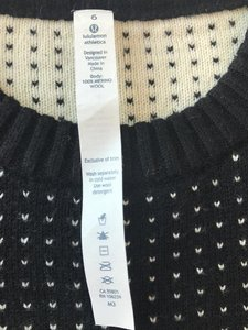 Lululemon Zippers Soft Sweater