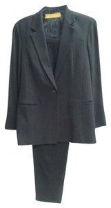 Donna Karan Black Casual Business Suit/Cocktail Party