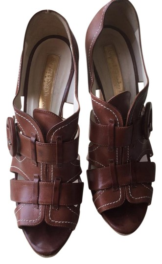 Preload https://item3.tradesy.com/images/rupert-sanderson-honey-brown-sandals-pumps-size-us-10-regular-m-b-20501207-0-1.jpg?width=440&height=440