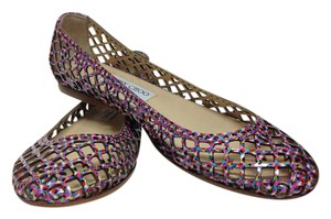 Jimmy Choo Multi color Flats