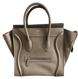 Céline Everyday Tote in Souris