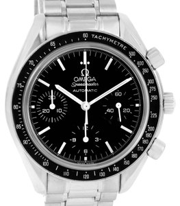 Omega Omega Speedmaster Reduced Sapphire Crystal Steel Mens Watch 3539.50.00